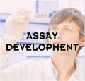 Assay development & screening